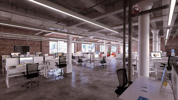 Office Workstations Installation